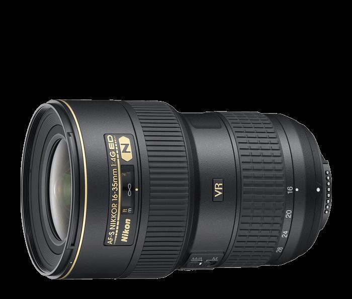 NIKKOR 16-35mm f4G ED VR