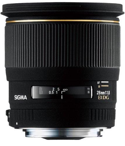 Sigma 28mm f1.8 EX DG Aspherical Macro
