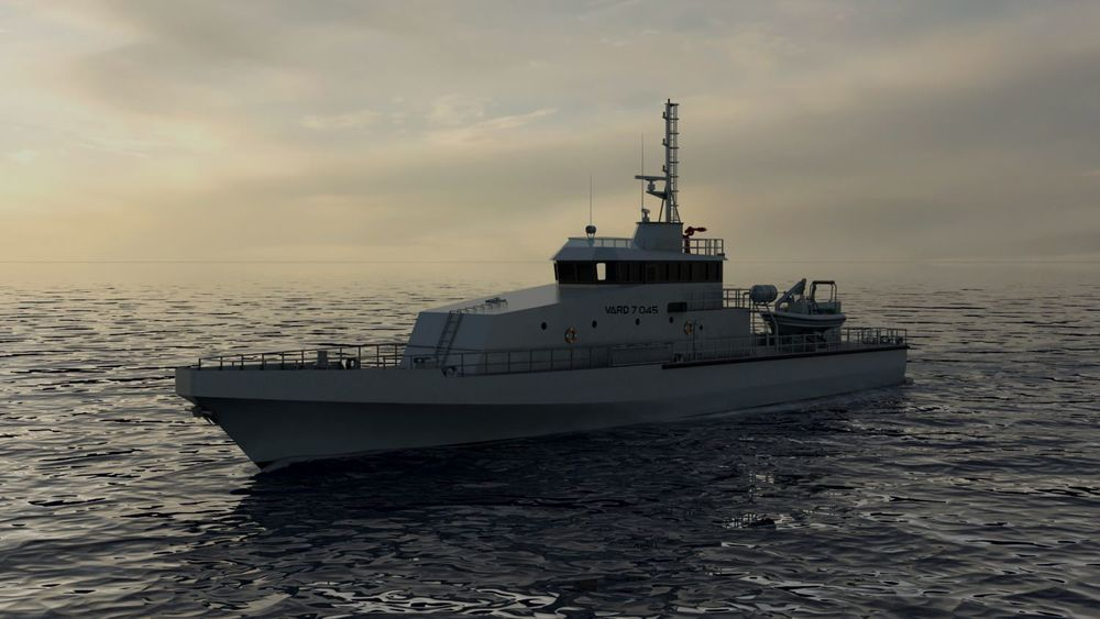 45 m Fast Patrol Boat