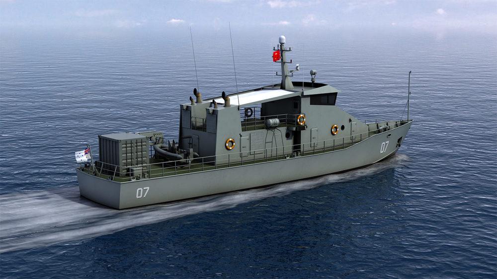 35m Pacific Class Patrol Boat