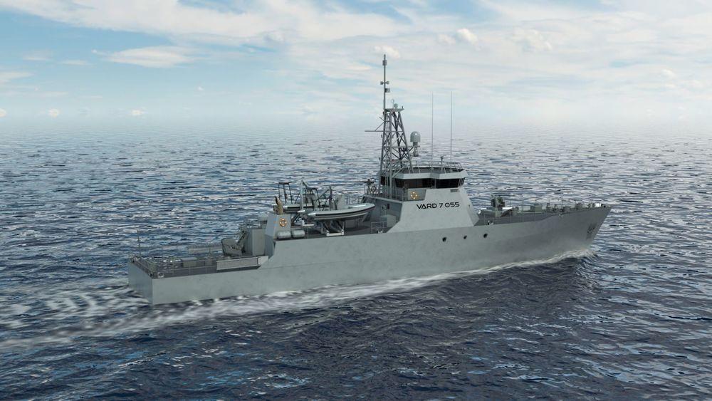 55m Fast Patrol Boat