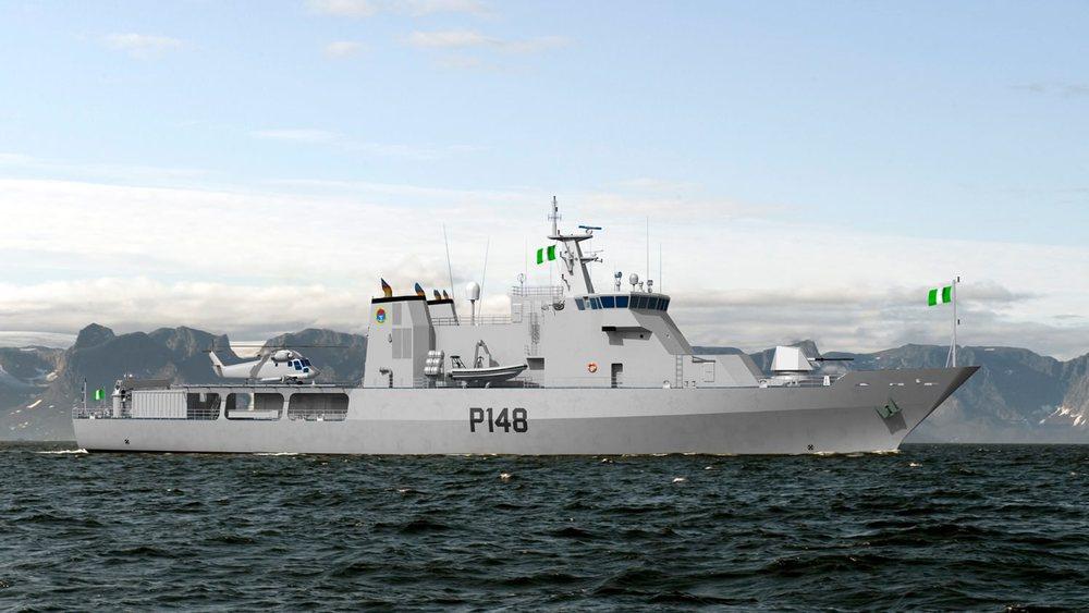 85m Offshore Patrol Vessel