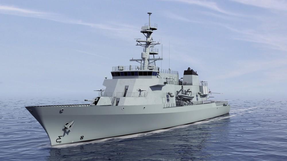 98 m Offshore Patrol Vessel