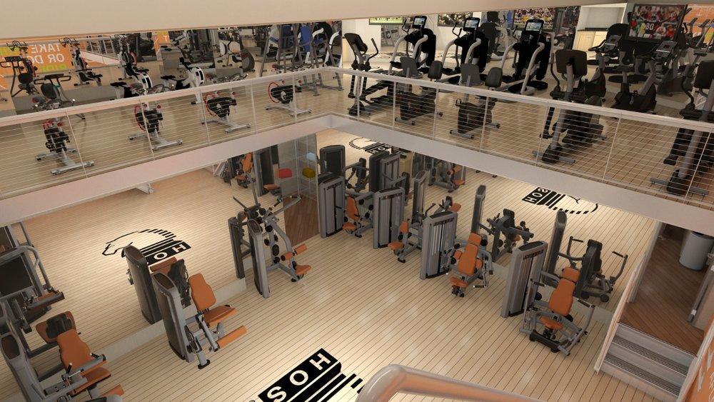 HOS Achiever Fitness Center