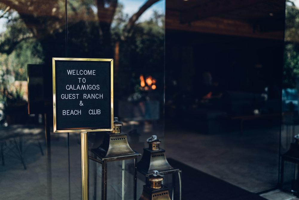 Calamigos Guest Ranch Beach Club Junction