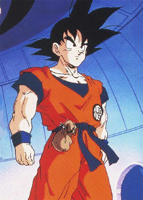 This is Goku