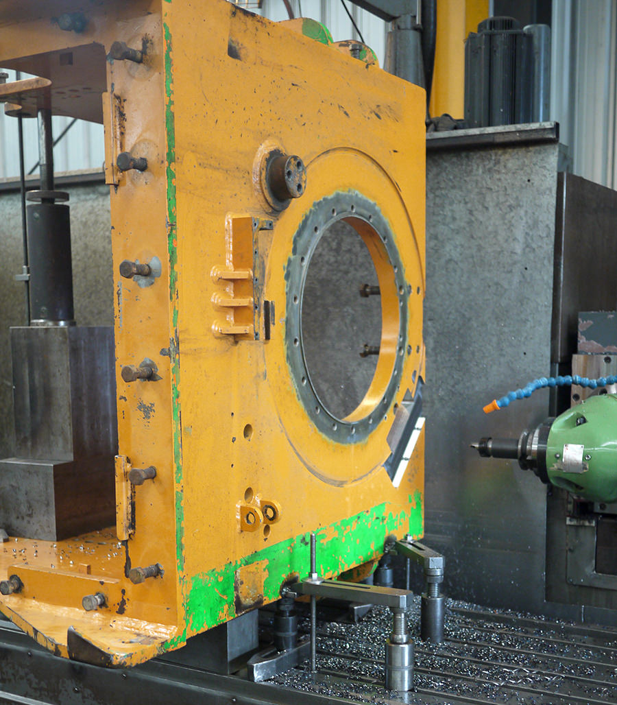 Mining Machining