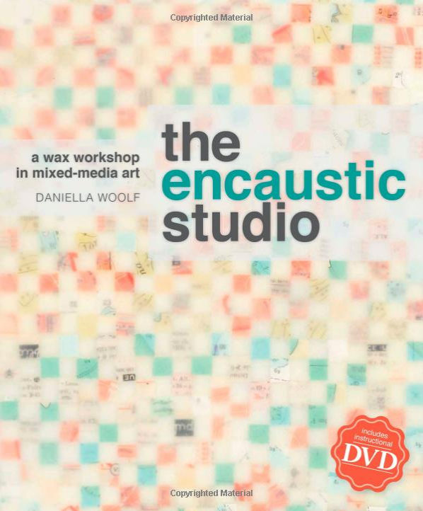 encaustic studio