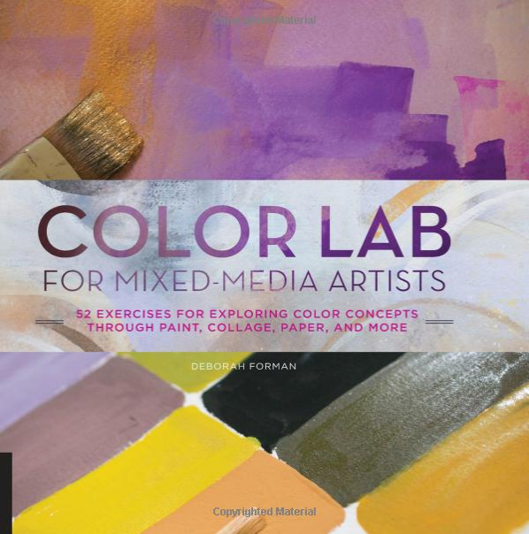 color lab for mixed media artists
