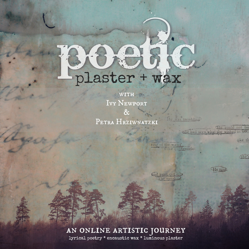 poetic plaster and wax