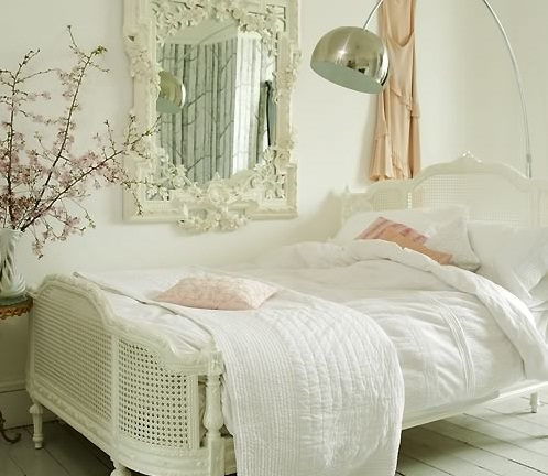 pretty french bedrooms - French Bedroom