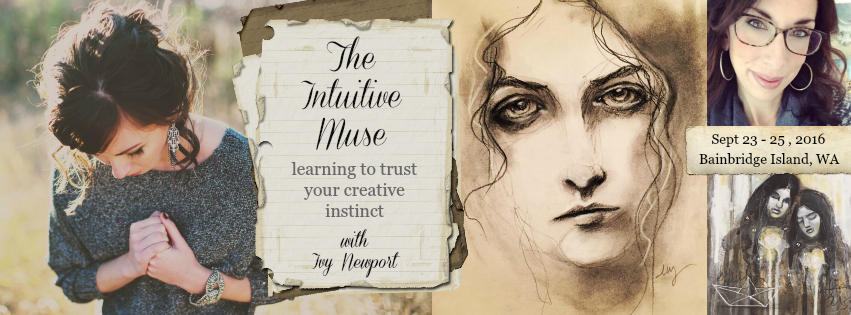 the intuitive muse with info