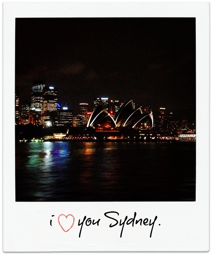 Sydney polaroid 7