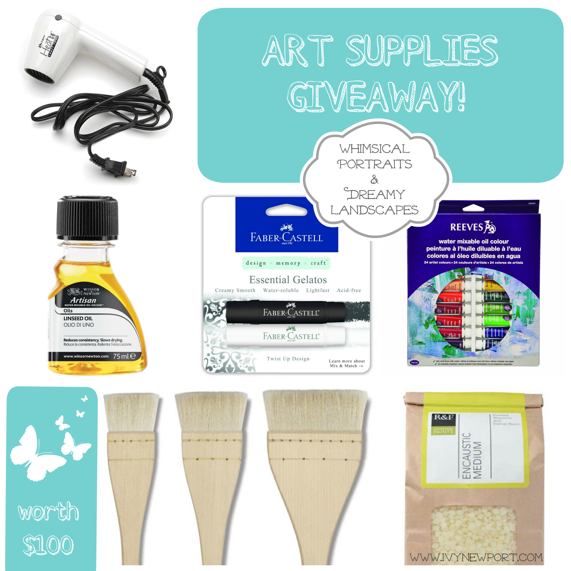 Whimsical giveaway