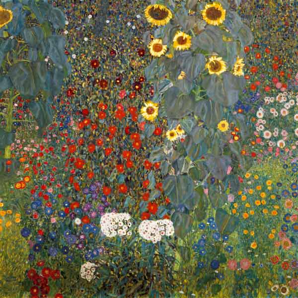 Jardin aux tournesols  (1905-06)