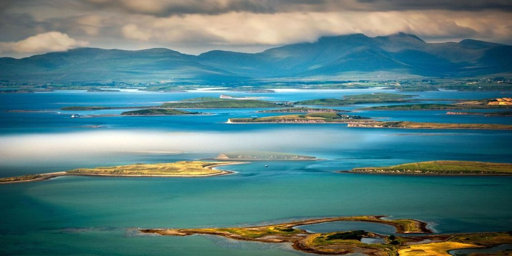 Clew bay -
