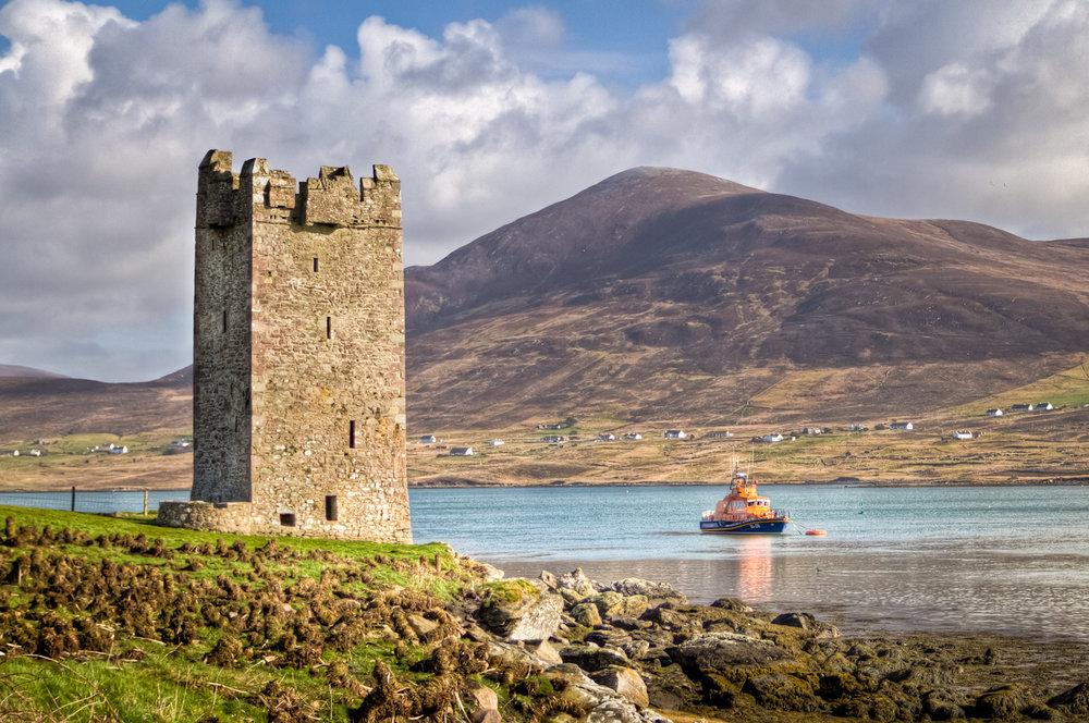 Achill island -