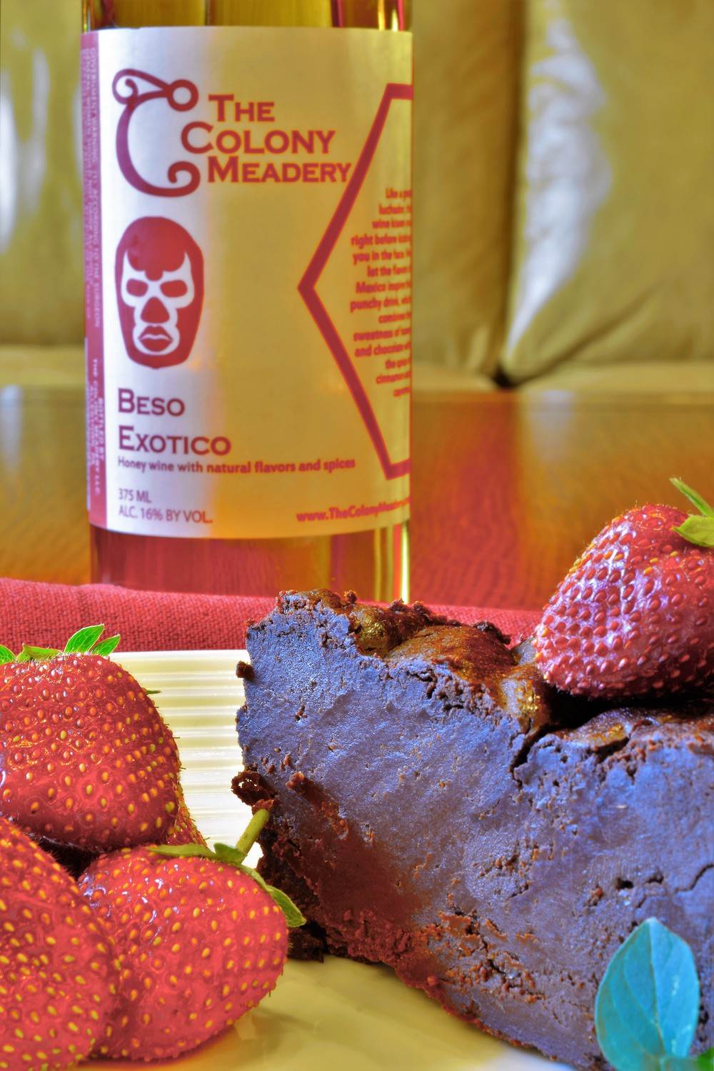 mead paleo chocolate cake