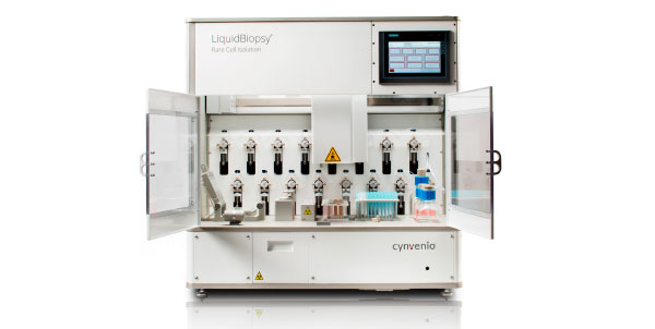 LiquidBiopsy ®  Platform   An automated rare cell isolation and staining front-end for all types of molecular characterization, especially sequencing.   Learn More →