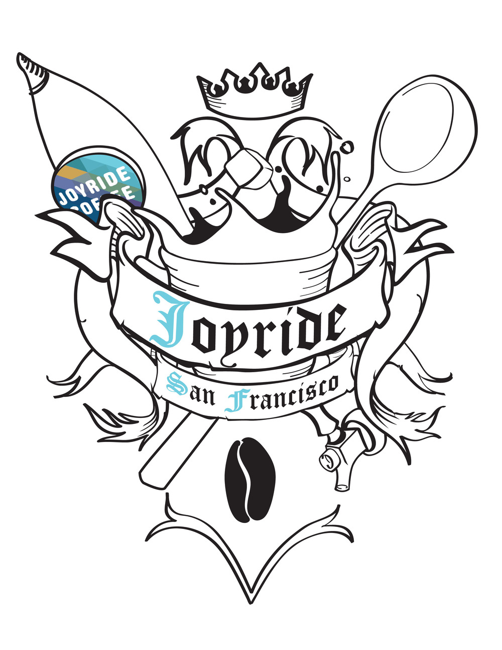 Joyride Coffee Logo