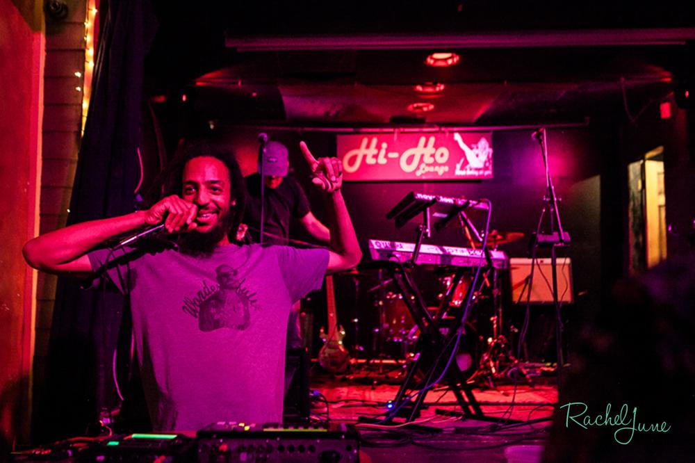 Radius Etc.  from Chicago @ Hi Ho Lounge