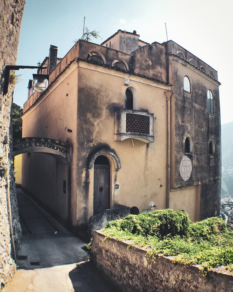 Villa Cimbrone, Ravello, Italy