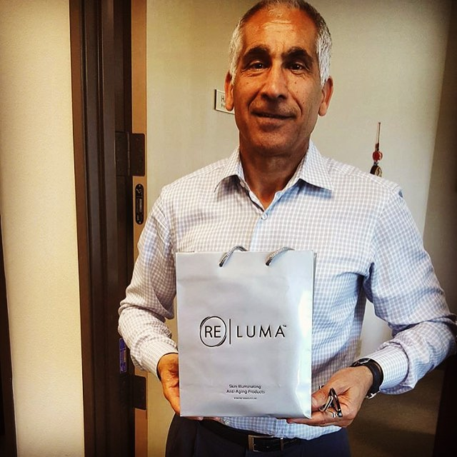 The legend himself, Habib Torfi CEO of Invitrx Therapeutics would like to salute fathers around the world as he has made an executive order to extend our Father's Day promotion till the end of June! Use the promo code DAD2016 to get 15% off all products when making a purchase of $100 or more. #HappyBelatedFathersDay #Reluma #SkinCare #hairloss #therapy