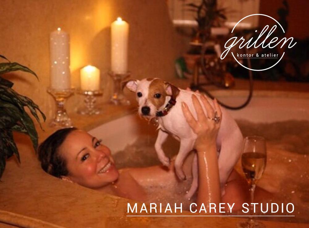 Mariah Carey Studio - vores bagland