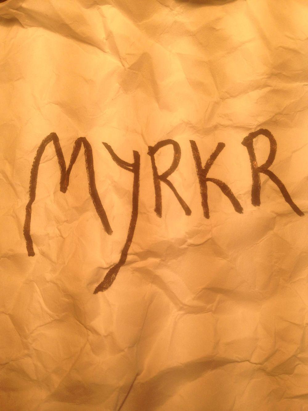 Myrkr
