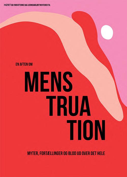 """Bogudgivelse - """"Gennemblødt - en bog om menstruation"""""""