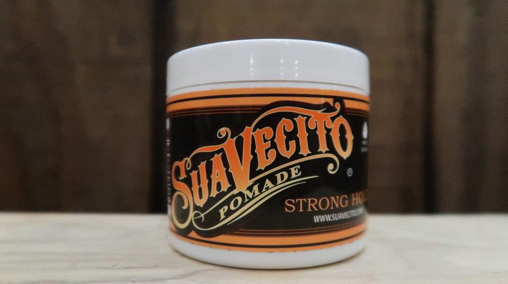 Suavecito Strong Hold (Pomade)  #SuavecitoPomade