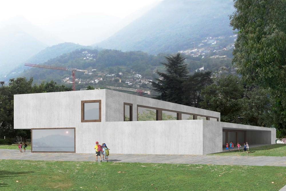 Kindergarten, Tenero-Contra