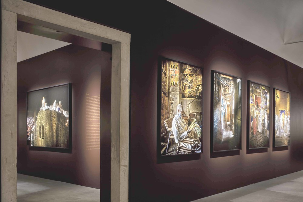 Ethiopia Spiritual Imprints exhibition, Venezia