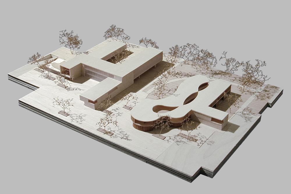 Amato Polo scolastico, Resia 1, Bz — paolo de benedictis architetto SM34