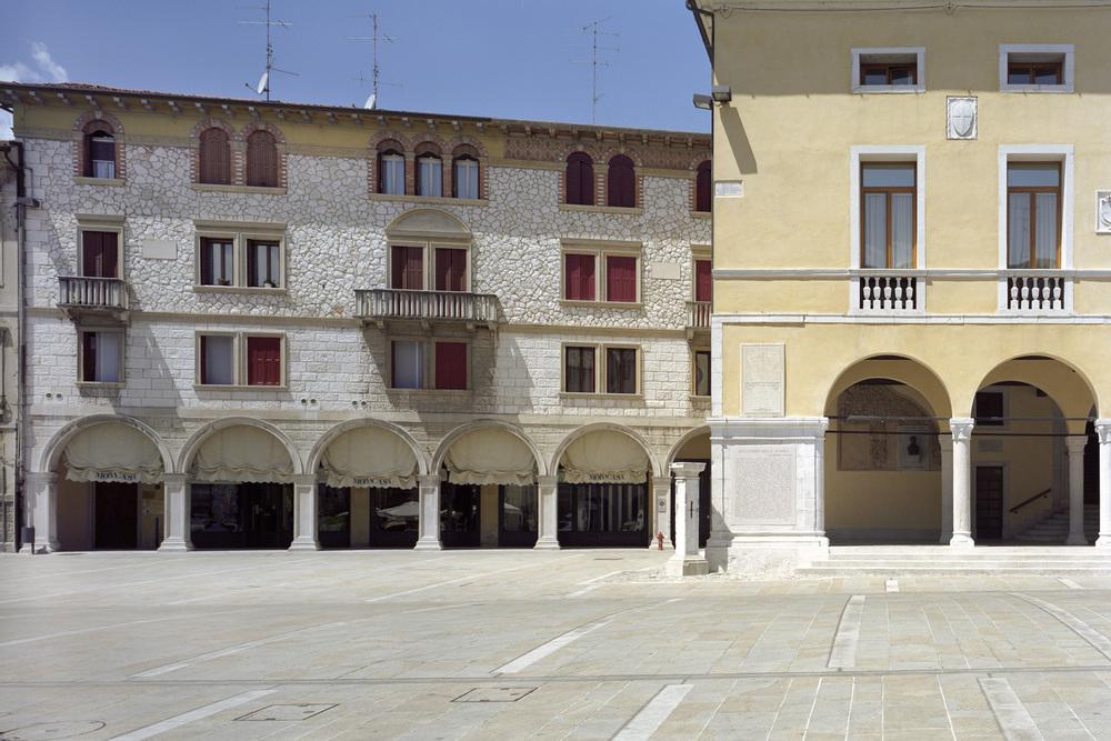 Piazza del Popolo, Sacile, Pn