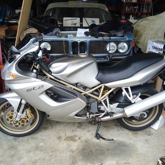 Should I buy this? Do I really need an old Ducati?