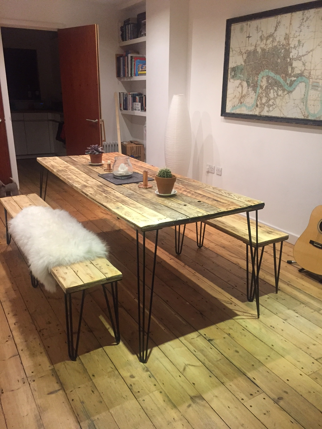 Reclaimed Wood Furniture Made in the UK Pallet Coffee Tables