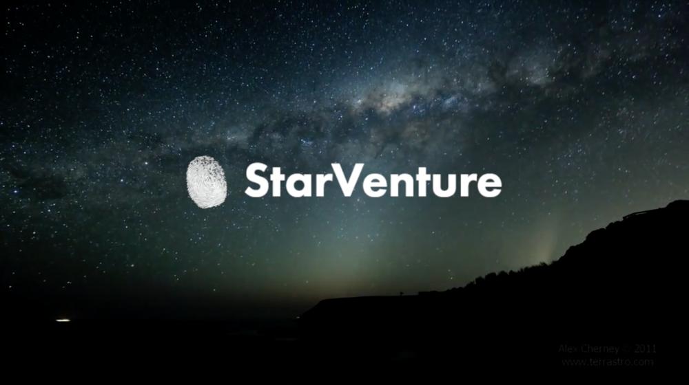 StarVenture Ben Markoch - Interactive sky map