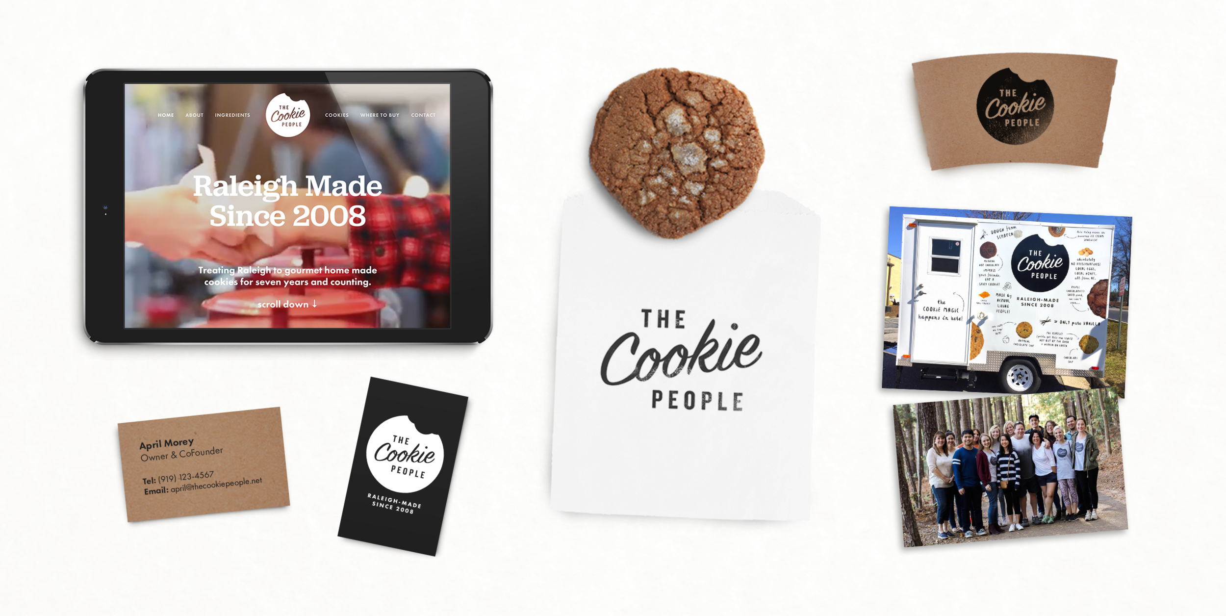 The Cookie People — Ben Markoch