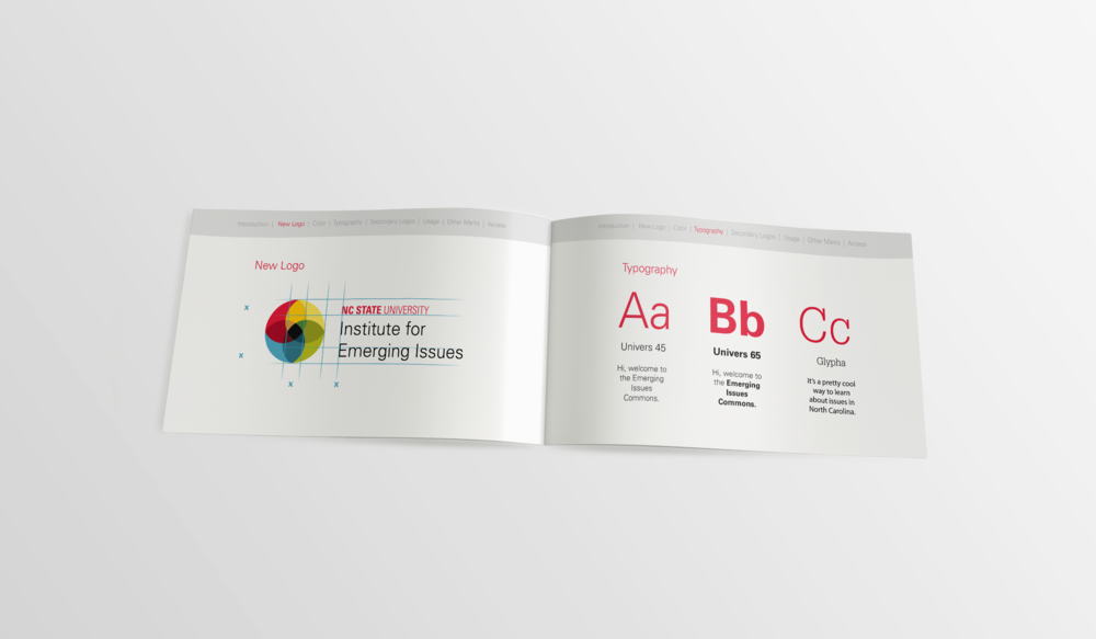 Brand Guidelines Booklet