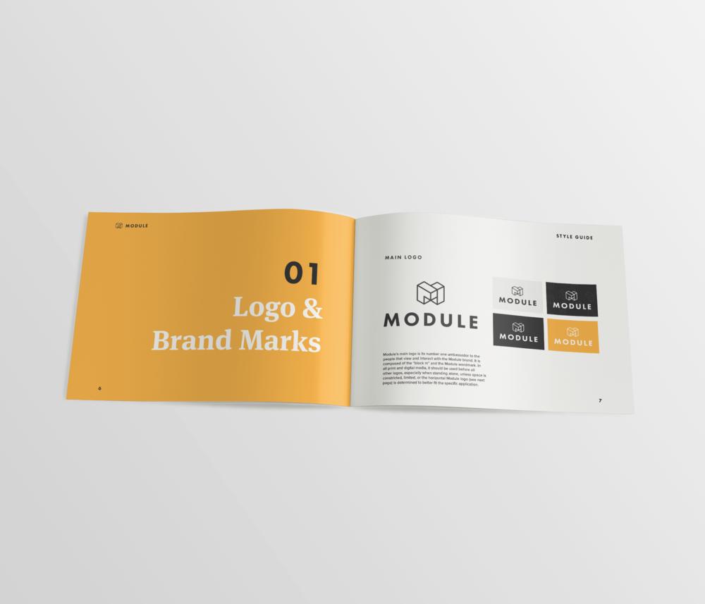 Branding Guidelines — Logo & Brand Marks
