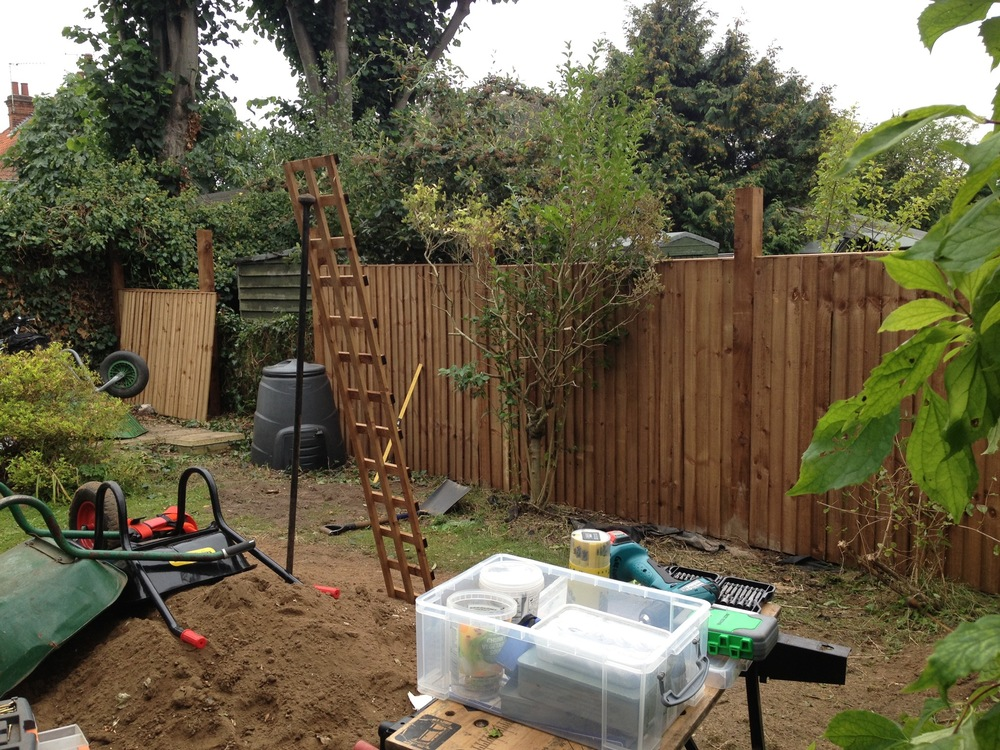 Greenacre Trees & Landscapes Ltd Closed board panel fencing.jpg