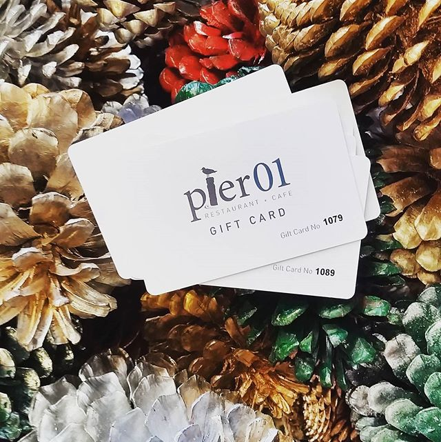 It's only two weeks until Christmas 🎄 if you're still in need of a last minute gift idea weve got you covered! Come in and grab a @pier01ulverstone gift card or give us a call and we'll post it 👌 #christmas #giftideas #tassiefoodguide #discovertasmania