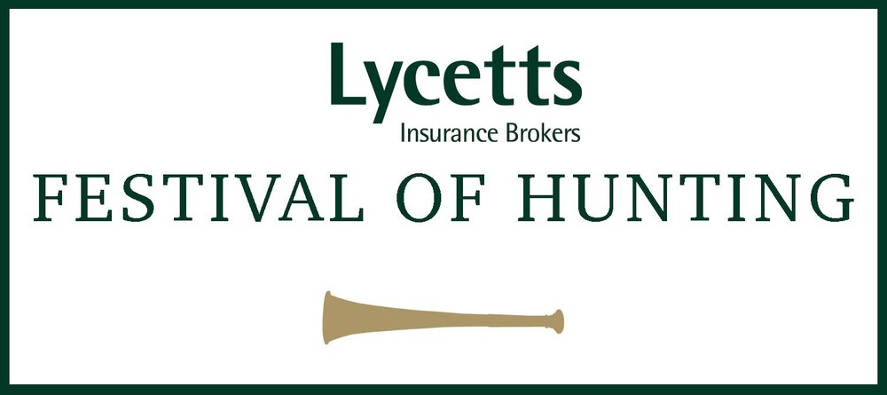 Lycetts Festival of Hunting