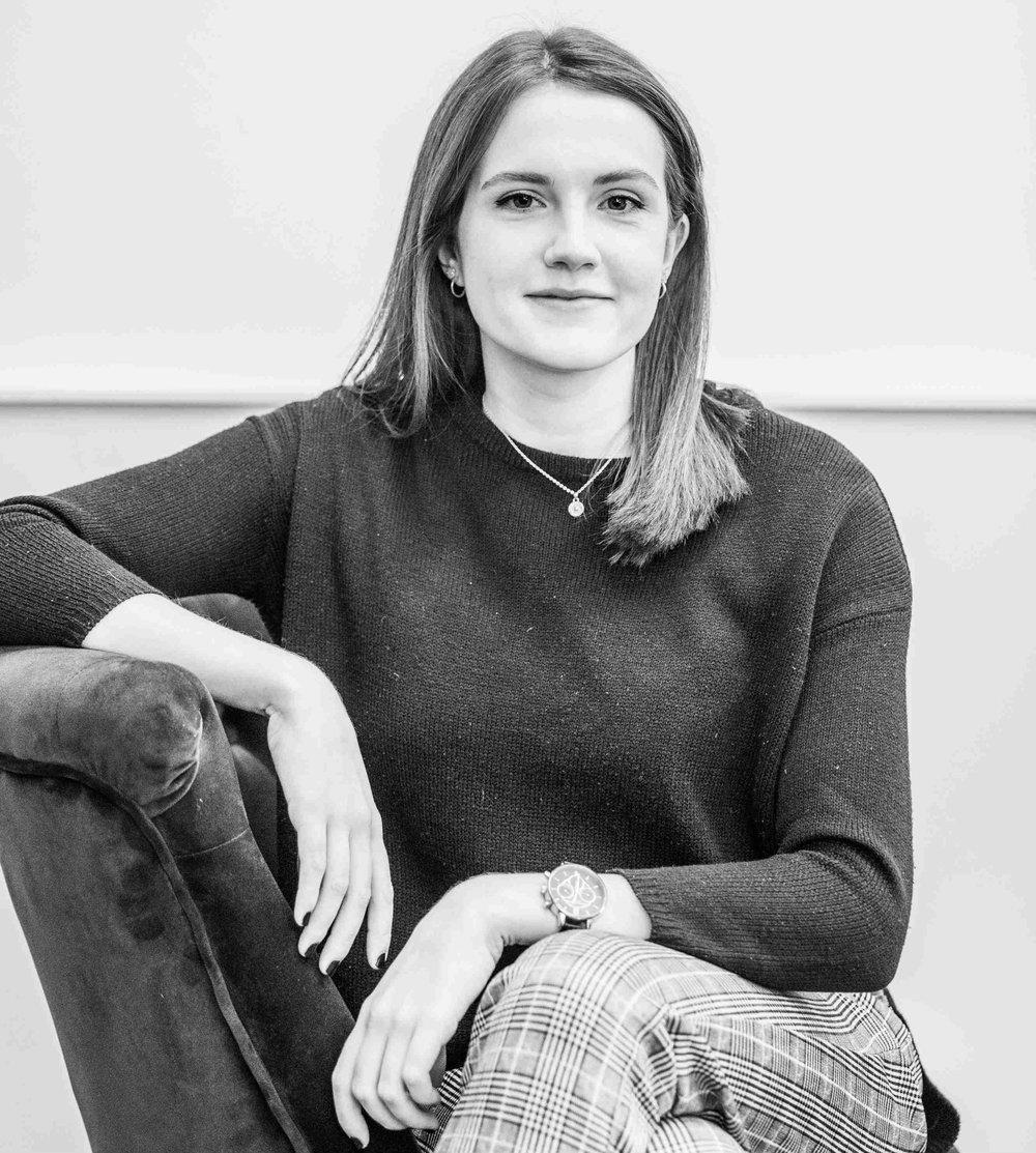 Olivia Bourke, Digital Marketing Specialist