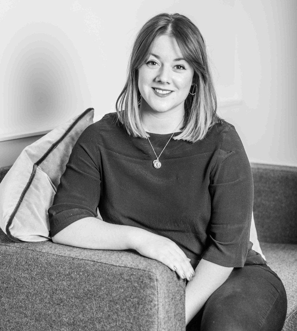 Vicky Ryan, Senior Account Manager