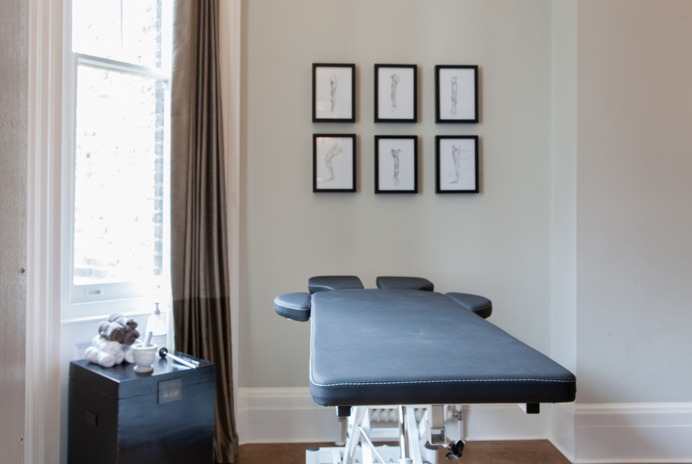 MARGUIN OSTEOPATH Kensington -  LONDON