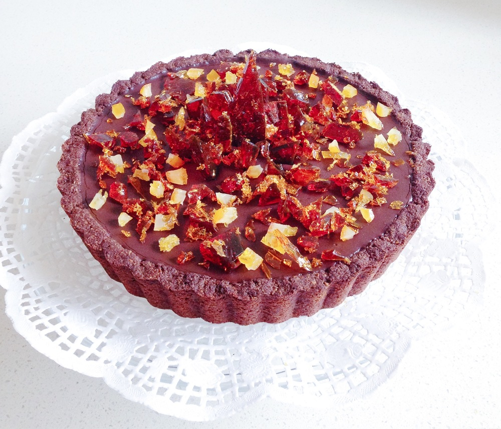 Katherinesabbath.vegan.jaffa.coconut.tart