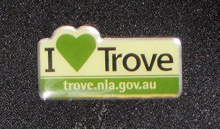 National library australia trove