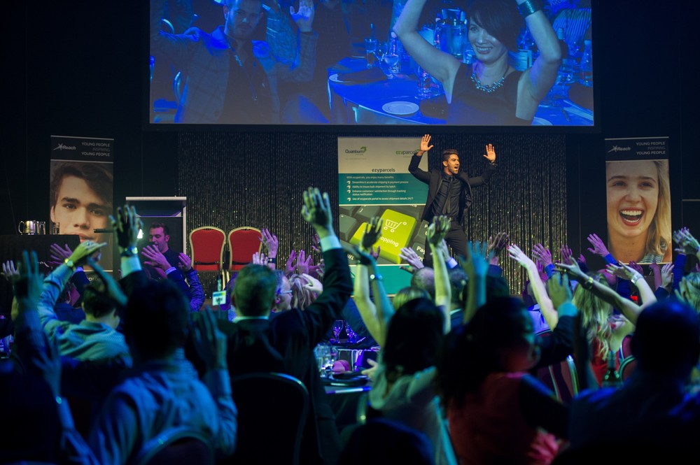 Corporate MC, Gold Coast, Australia